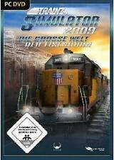 TRAINZ 2009 TRAIN SIMULATOR * DEUTSCH * NEU