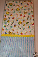 NEW  BABY SHOWER DUCKS TABLECOVER  PARTY SUPPLIES