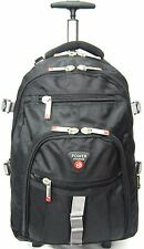 WHEELED LAPTOP BUSINESS BACKPACK/RUCKSACK CABIN LUGGAGE BAG=20""