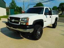 Chevrolet: Silverado 2500 DIESEL LIFTE