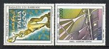 ITALY MNH 1991 SG2132-2133 ARTISTIC HERITAGE
