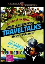 Fitzpatrick Traveltalks: V3 (2016, DVD New)