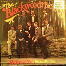 Sealed BLACKWOOD BROTHERS LP - RELEASE ME FROM MY SIN - Temple
