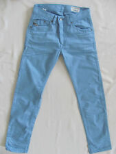 Diesel Darron Reg Slim Tapered Jeans-Slate Blue Wash 8QU- Men's Size 26-NWT $195