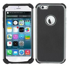 Mix Color Protective Hybrid Shockproof Case Cover for iPhone 6S 4.7'& Plus 5.5''