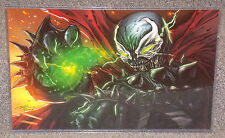 Spawn Glossy Print 11 x 17 In Hard Plastic Sleeve