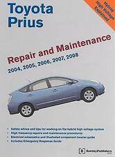2004 2005 2006 2007 2008 Toyota Prius Factory Repair Service Manual TP08