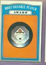1972 TOPPS # 622 MOST VALUABLE PLAYER  AWARD  NM O/C