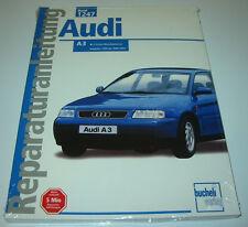 Reparaturanleitung Audi A3 Typ 8L 1,9 Liter Diesel Baujahr 1995 - 2000 2001 NEU