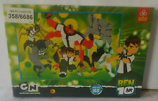BEN 10 JIGSAW PUZZLE - 160 PIECES - CARTOON NETWORK - TREFL - BRAND NEW & SEALED