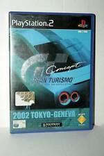 GT GRAN TURISMO CONCEPT 2002 TOKYO GENEVA USATO PS2 VERSIONE ITALIANA GD1 43951