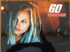 ANGELINA JOLIE PHOTO EXPLOITATION LOBBY CARD 60 SECONDES CHRONO DOMINIC SENA