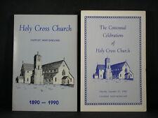 HOLY CROSS CHURCH 1890-1990 Centennial Eastport, Newfoundland Canada History PB