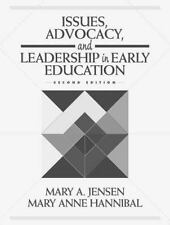 Issues, Advocacy, and Leadership in Early Education (2nd Edition), Hannibal, Mar