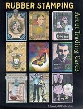 Rubber Stamping Artist Trading Cards, Haglund, Jill, Acceptable Book