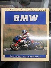 Classic Motorcycles: BMW by Don Morley & Mick Woollett