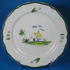 Varages CABANON Dinner Plate (s) France House No Man Without Man