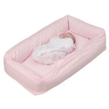 Tetra Original Snuggle Bed with Cover - No need for a Bassinet or Cradle - Pink!