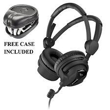 Sennheiser HD26 PRO Closed Professional Dynamic Headphone with HardBody Case
