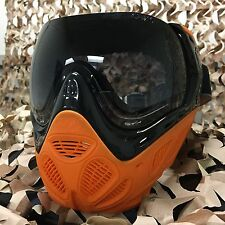 NEW Sly Profit Thermal Anti-Fog Paintball Mask Goggle Series - Referee Orange