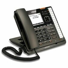 Vtech VSP735 ErisTerminal 5 Lines SIP VoIP HD IP Phone PoE 16 Prog Keys + Power