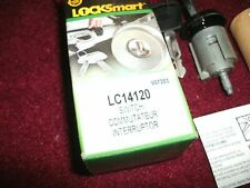 NEW 1988 1989 1990 LINCOLN CONTINENTAL IGNITION SWITCH KEY AND LOCK SET