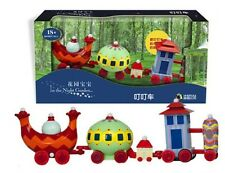 Plastic Toy In The Night Garden Series Ninky Nonk DingDing Car birthday gift 1pc