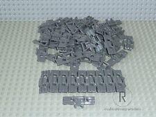 LEGO ® Technic 100 collegamenti catena 2x5 GRIGIO GRANDE 8275 57518 4494517 4566742 NUOVO