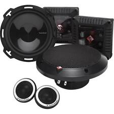 """Rockford Fosgate Power T165-S 6.5"""" 2 Way Component Car Speakers"""