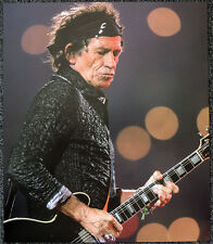THE ROLLING STONES POSTER PAGE 2006 SUPERBOWL CONCERT KEITH RICHARDS . Y119