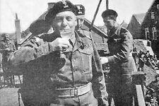 WW2 - Les Polonais fêtent la fin de la bataille de Normandie