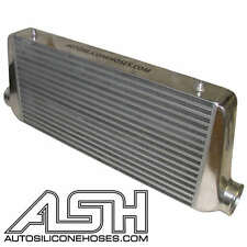 Ash Front Mounted Alloy Intercooler - Air Turbo System