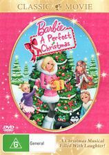 Barbie - A Perfect Christmas (DVD, 2013) *New & Sealed* Region 4