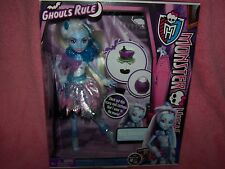 MONSTER HIGH GHOULS RULE ABBEY BOMINABLE DAUGHTER OF THE YETI!! NIB