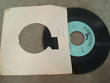 """JOHNNY CHEBAULT- HOW LONG HAS IT BEEN/ YOU'RE WITH ME BABY   7"""" SINGLE"""