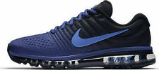 New Mens Nike AIR MAX 2017 Running Shoes -Deep Royal Blue 849559 401 -Sz 13 -New