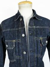 REPRODUCTION VINTAGE LEVIS 507 XX SECOND TYPE 2 JACKET BIG E SZ 38 MADE IN JAPAN