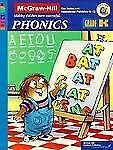 Spectrum Phonics, Kindergarten McGraw-Hill Learning Materials Spectrum