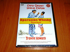 FATHER GOOSE / OPERACION WHISKY Gary Grant - ENGLISH/ESPAÑOL AREA ALL Precintada