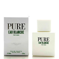 PURE EAU BLANCHE BY KAREN LOW-MEN-EDT-SPRAY-3.4OZ-100ML-AUTHENTIC-MADE IN FRANCE