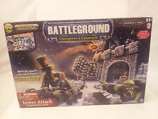 Battleground Crossbows & Catapults Tower Attack Expansion Set 2007 (New Sealed)
