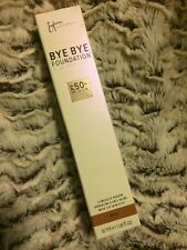 It Cosmetics Bye Bye Foundation Shade-Rich Ships Today!!+Free Shipping!