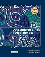 Data Structures and Algorithms in Java by Goodrich, Michael T., Tamassia, Rober