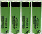 Panasonic 18650 NCR18650B 3.7V 3400mAh Li-ion Rechargeable Battery x 4