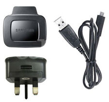 GENUINE SAMSUNG MAINS CHARGER ADAPTOR + USB CABLE ACE GALAXY W GALAXY Y S8530