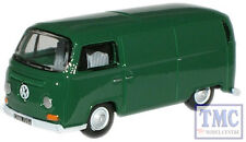 76VW001 Oxford Diecast 1:76 Scale OO Gauge Peru Green VW Van