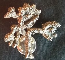 RARE U2 pin badge of The Joshua Tree, VINTAGE