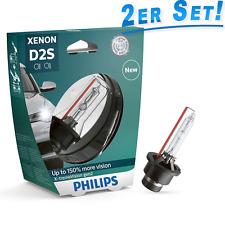 Philips D2S X-Treme Vision gen2 Xenon Brenner 150% mehr Sicht 85122XV2S1 2st