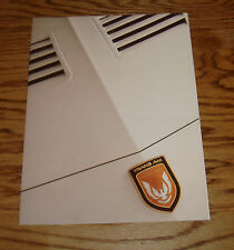 Original 1989 Pontiac Trans Am & Firebird Sales Brochure 89 20th Anniversary