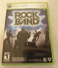 Rock Star Video Game Microsoft Xbox 360 2007 EA